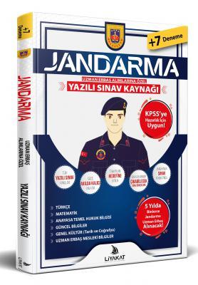 Jandarma Uzman Erbaş Yazılı Sınava Özel Hazırlık (2021 Alımları İçin Özel Kaynak)